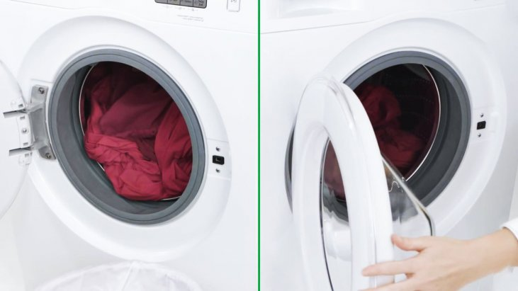 A few tips on laundry loading in a washing machine