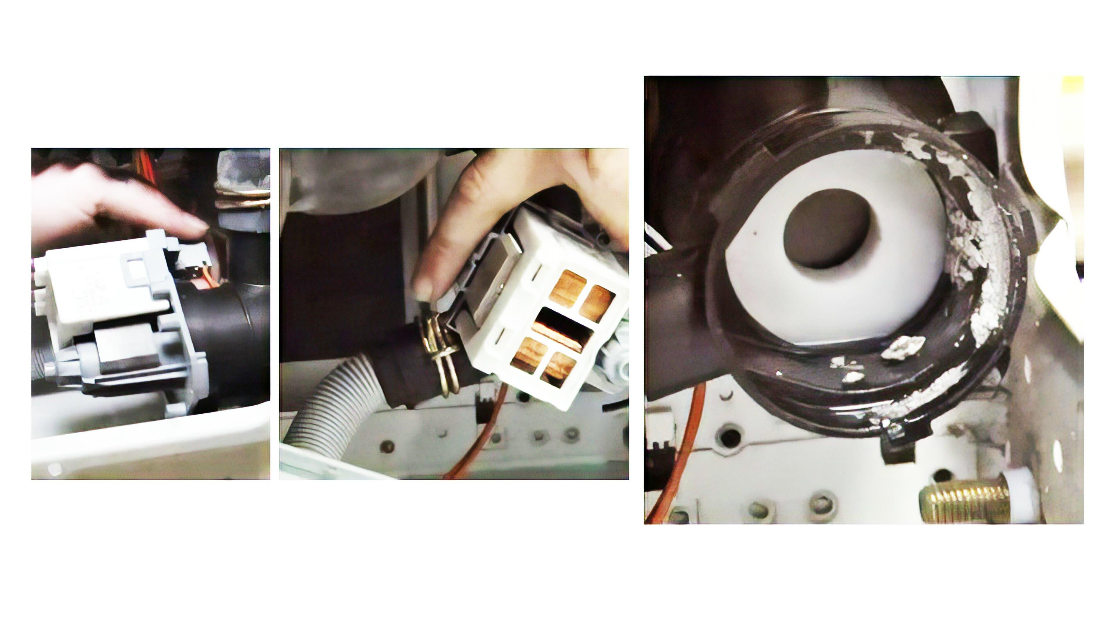 Check Bosch Washing Machine Hoses