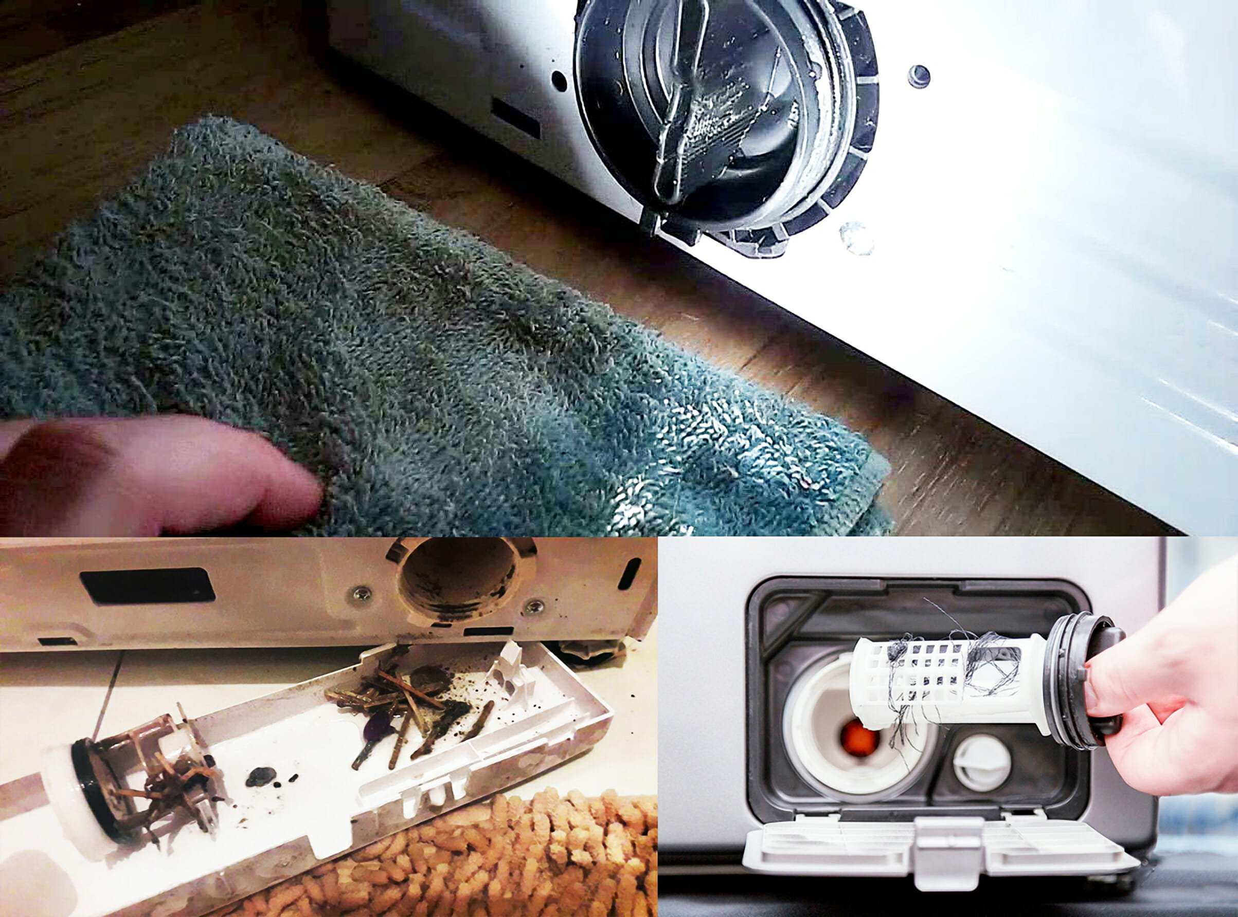 Cleaning the Bosch Washing Machine Filter
